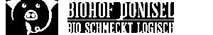 Biohof Donisel - Bio schmeckt Logisch